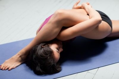 Yoga posture copy