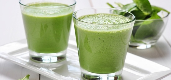 green smoothie 2